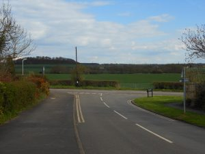 Views of Hoe Hill