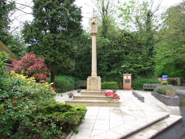 Tollerton War Memorial Clean