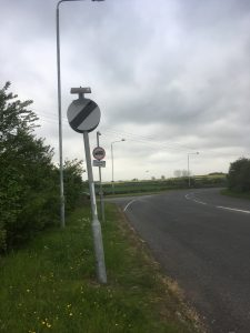 changing speed limits