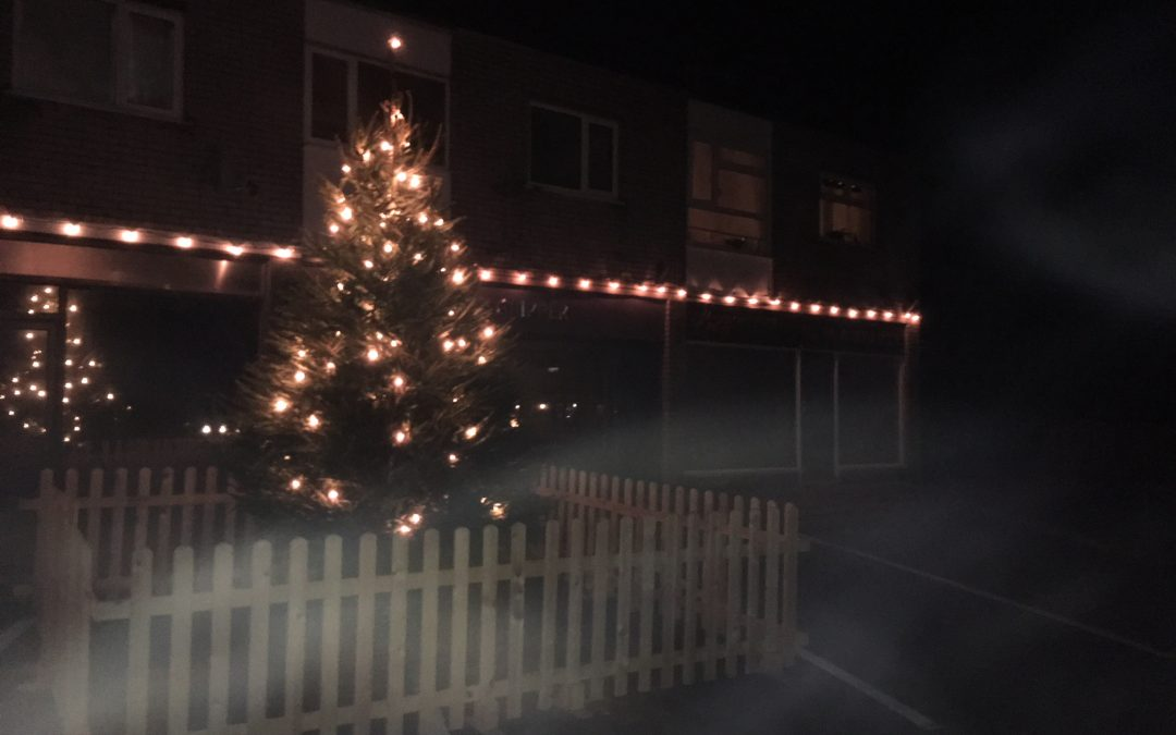 Countdown to Christmas in Tollerton