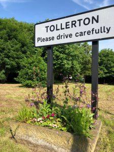 Tour in Tollerton