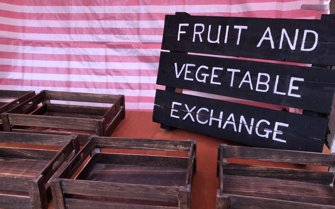 Fruit and Vegetable Exchange