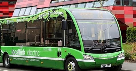 New bus service 33